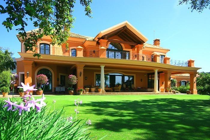 Casas en marbella de lujo hermosos dise os de casas - Villa de luxe minorque esteve estudio ...