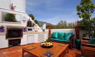 Maison mitoyenne à vendre, Mille d' Or, Marbella 4