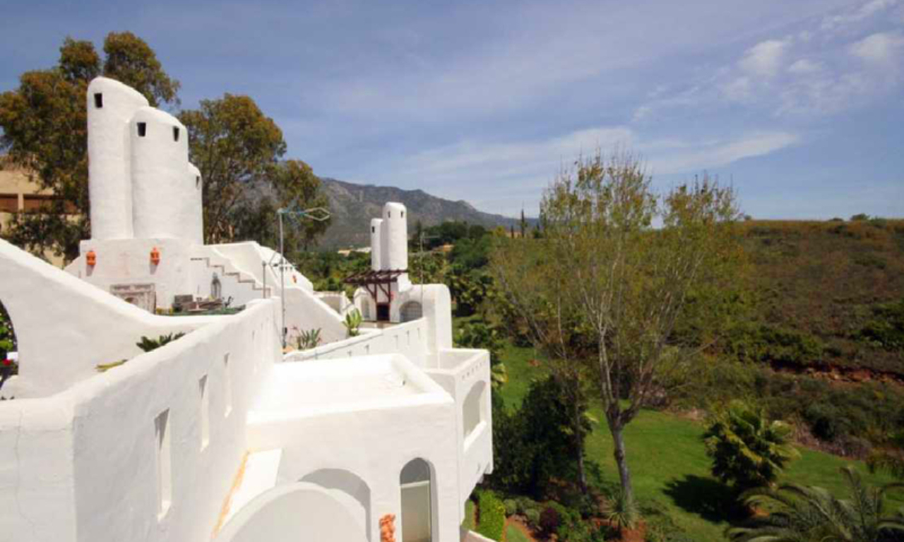 Maison mitoyenne à vendre, Mille d' Or, Marbella 7