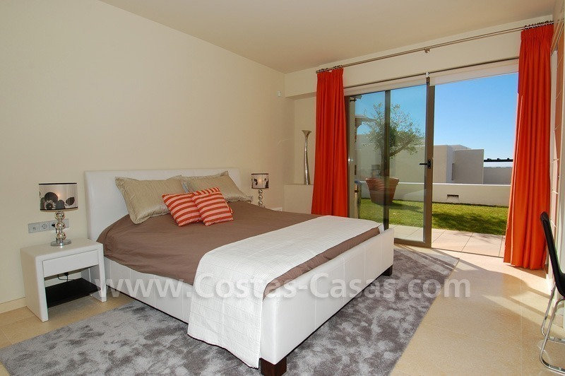 Appartement moderne en vente marbella benahavis for Style appartement moderne