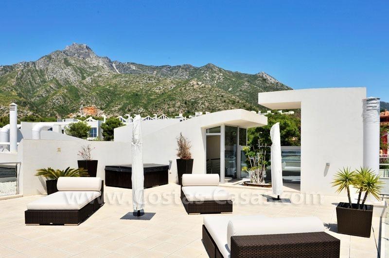Maisons Contemporaines Luxe Vendre La Mille D Or Marbella