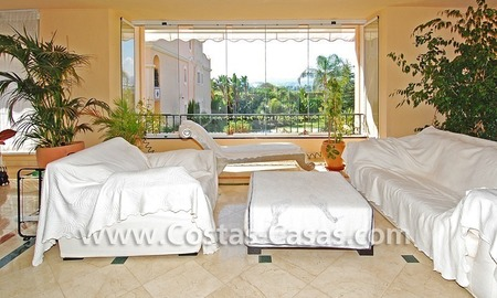 Appartement exclusif de luxe � vendresur la Mille d' Or � Marbella 4