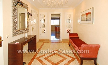 Appartement exclusif de luxe � vendresur la Mille d' Or � Marbella 8