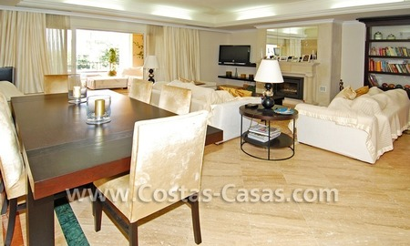 Appartement exclusif de luxe � vendresur la Mille d' Or � Marbella 11