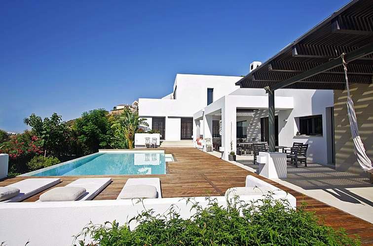 Villa moderne acheter marbella benahavis - Nicolas kleine architect ...