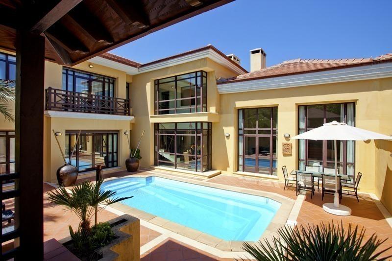 Villa De Luxe Moderne A Vendre : Villa moderne luxe à vendre puerto banús marbella