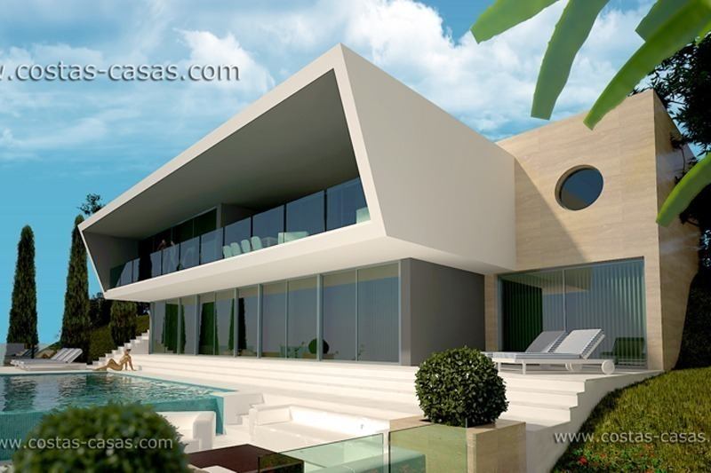 Villa moderne luxe vendre marbella estepona costa del sol for Villa contemporaine de luxe