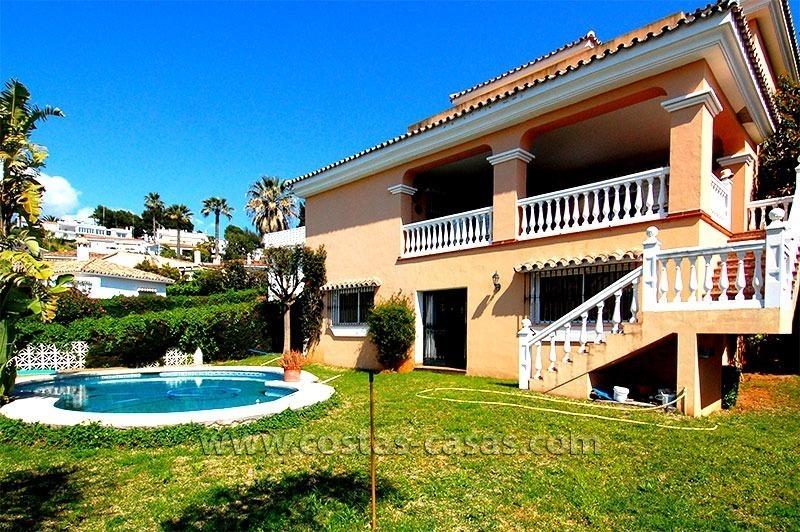 Villa Espagnole Vendre Nueva Andaluc A Marbella