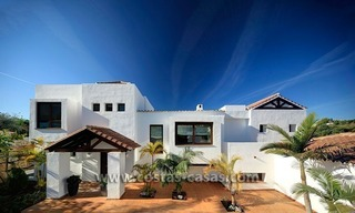 Villa de luxe contemporaine en seconde ligne de golf à vendre à Marbella - Benahavis 3