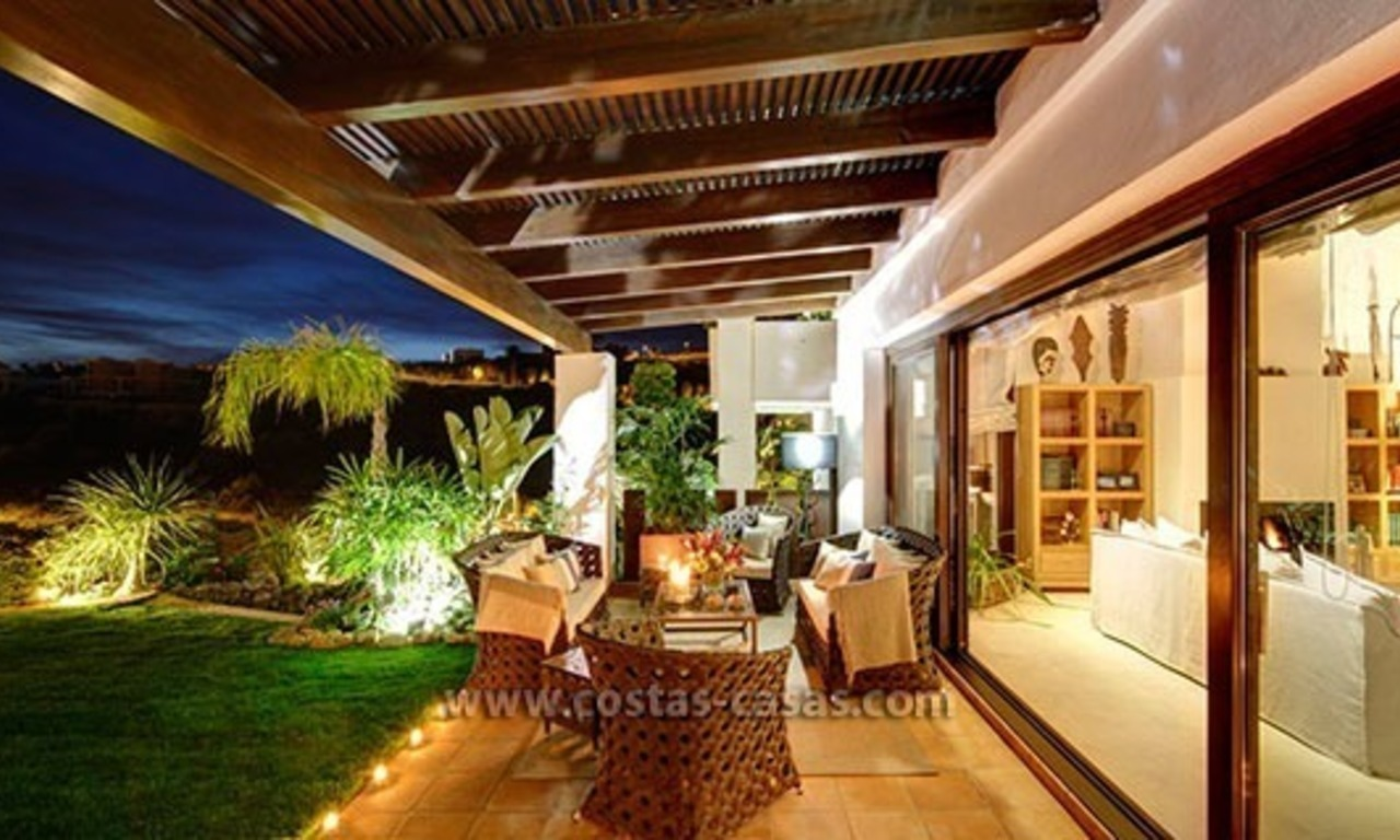 Villa de luxe contemporaine en seconde ligne de golf à vendre à Marbella - Benahavis 32