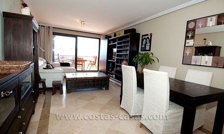En vente � Marbella - Benahavis: Appartement de golf 7