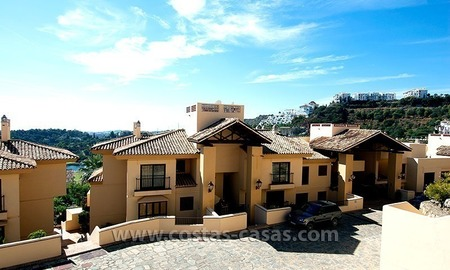 En vente � Marbella - Benahavis: Appartement de golf 23