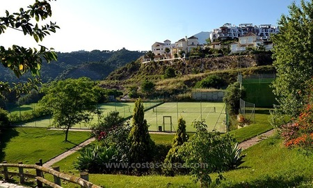 En vente � Marbella - Benahavis: Appartement de golf 31