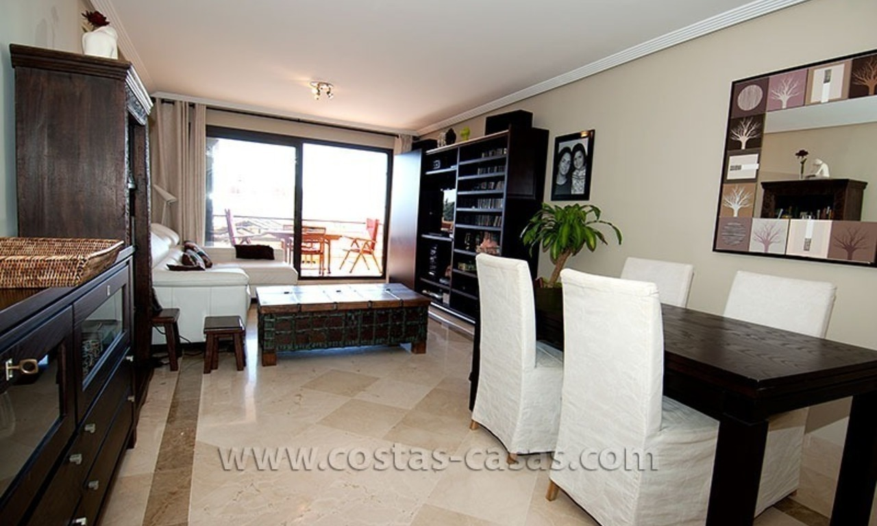 En vente à Marbella - Benahavis: appartement double 8