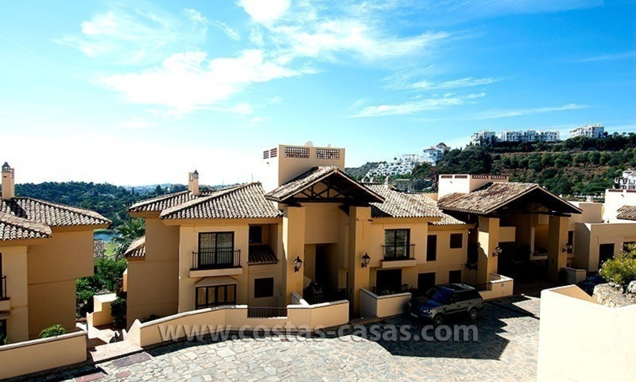 En vente à Marbella - Benahavis: appartement double 24