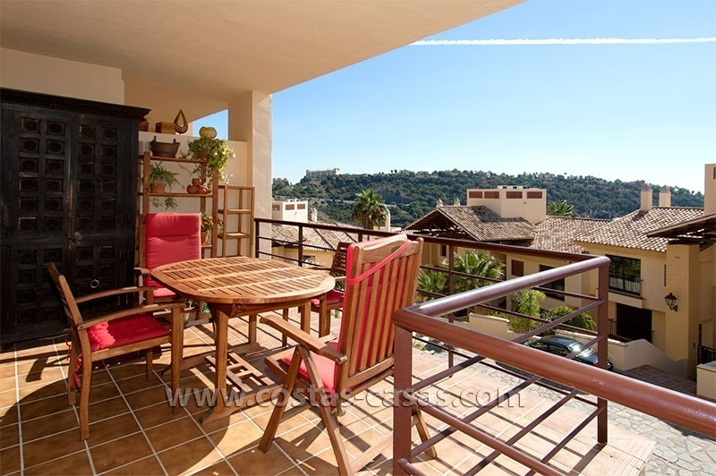En vente à Marbella - Benahavis: appartement double