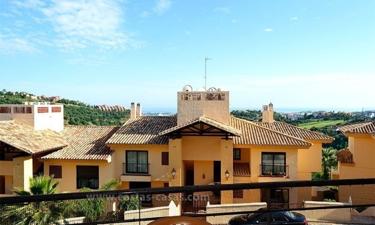 En vente à Marbella - Benahavis: appartement double 6