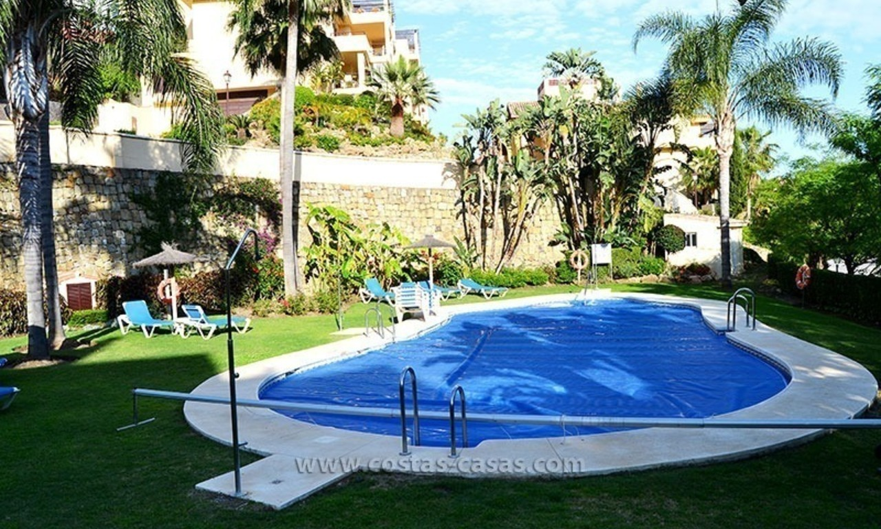 En vente à Marbella - Benahavis: appartement double 30