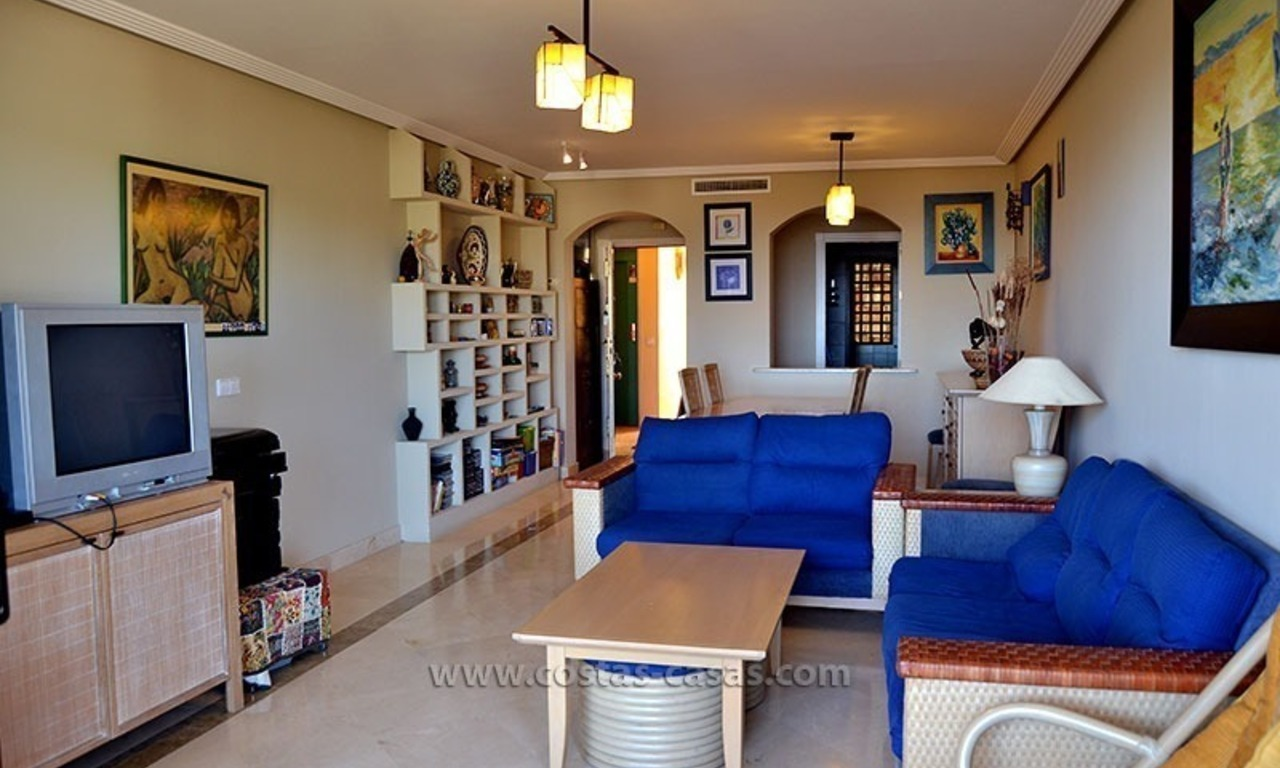 En vente à Marbella - Benahavis: appartement double 13