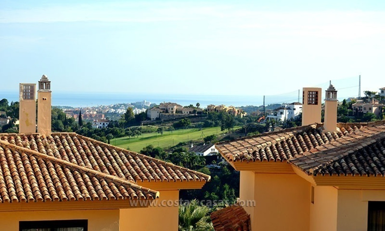 En vente à Marbella - Benahavis: appartement double 1