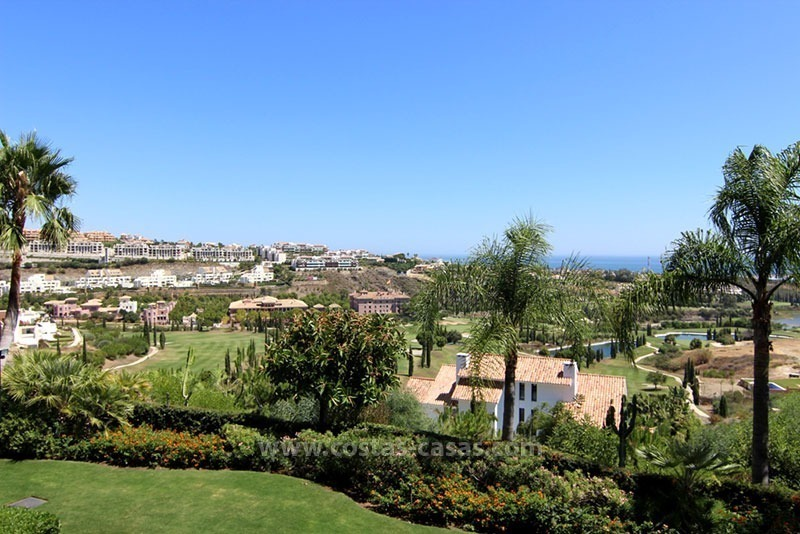 A Vendre: Excellent appartement de Golf à Benahavís - Marbella
