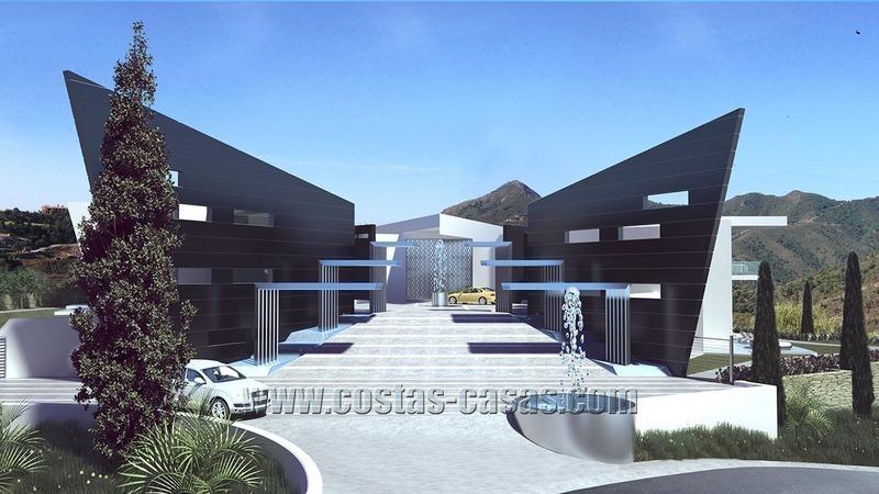 A vendre nouvelle villa ultra moderne la zagaleta marbella for Villa ultra moderne