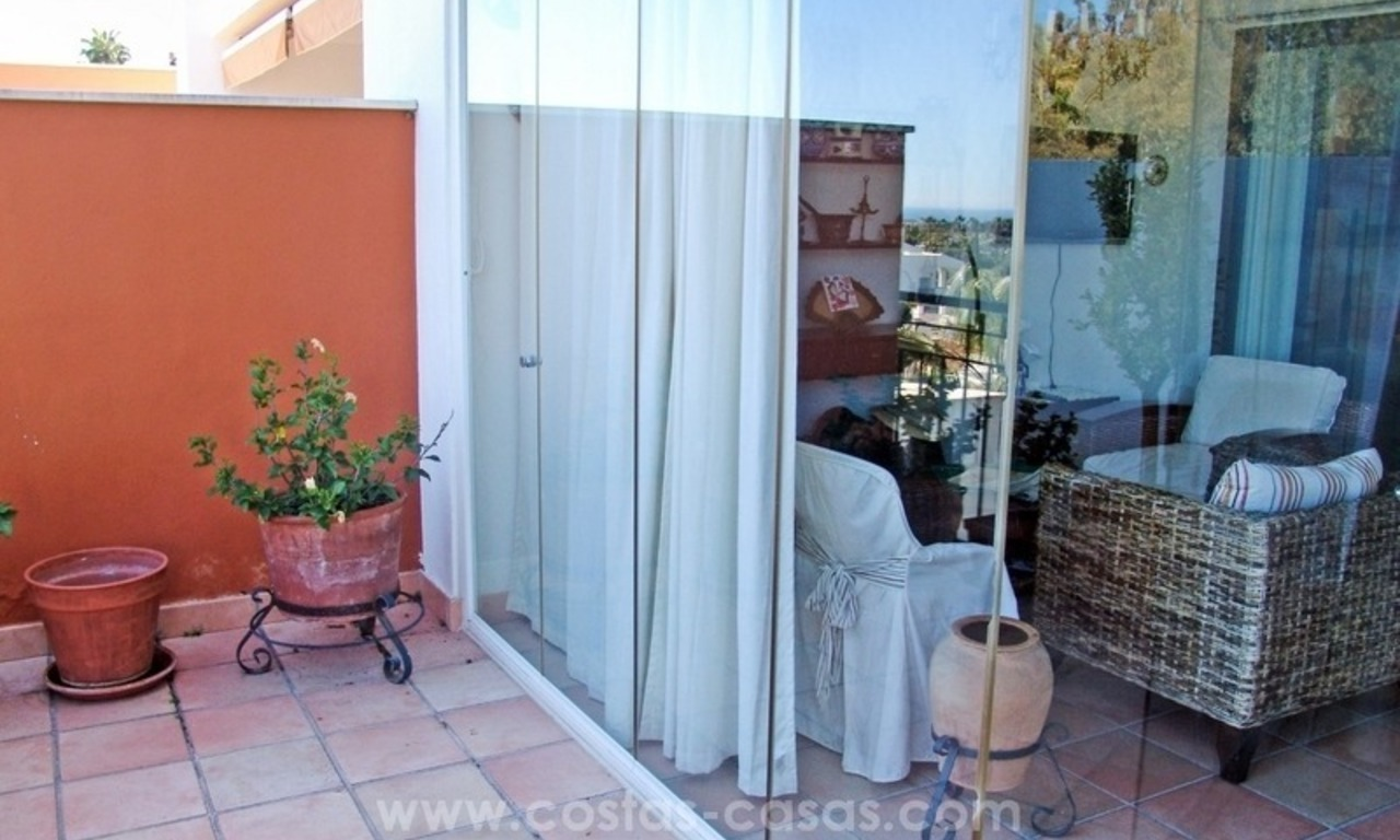 Appartement contemporain à vendre à La Quinta, Benahavis - Marbella 3