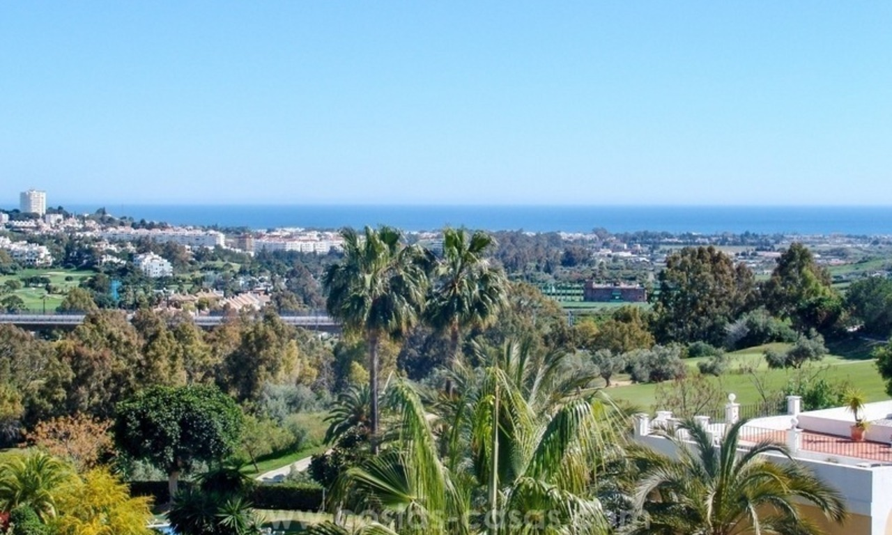 Appartement contemporain à vendre à La Quinta, Benahavis - Marbella 0