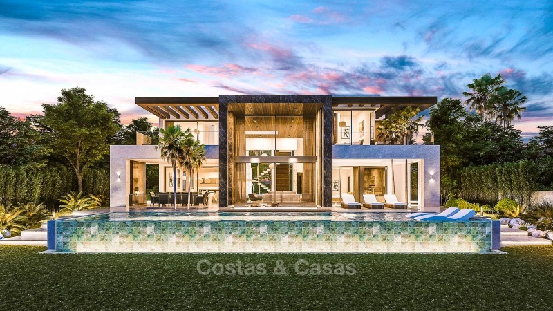 Villa de style contemporain à vendre sur le New Golden Mile - Estepona East, Marbella 10856